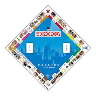 Spielbrett- Monopoly - Friends