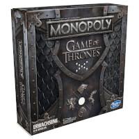 Schachtel Vorderseite - Monopoly - Game of Thrones