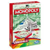 Schachtel Vorderseite - Monopoly Kompakt