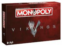 Schachtel Vorderseite - Monopoly - Vikings