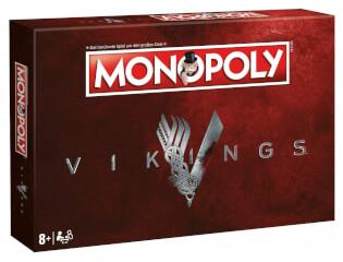 Schachtel Vorderseite- Monopoly - Vikings