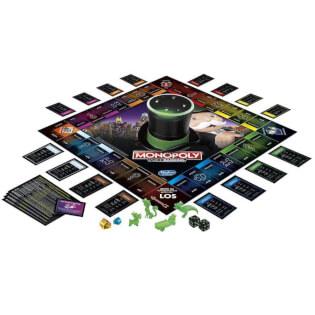 Spielplan - Spielmaterial- Monopoly - Voice Banking