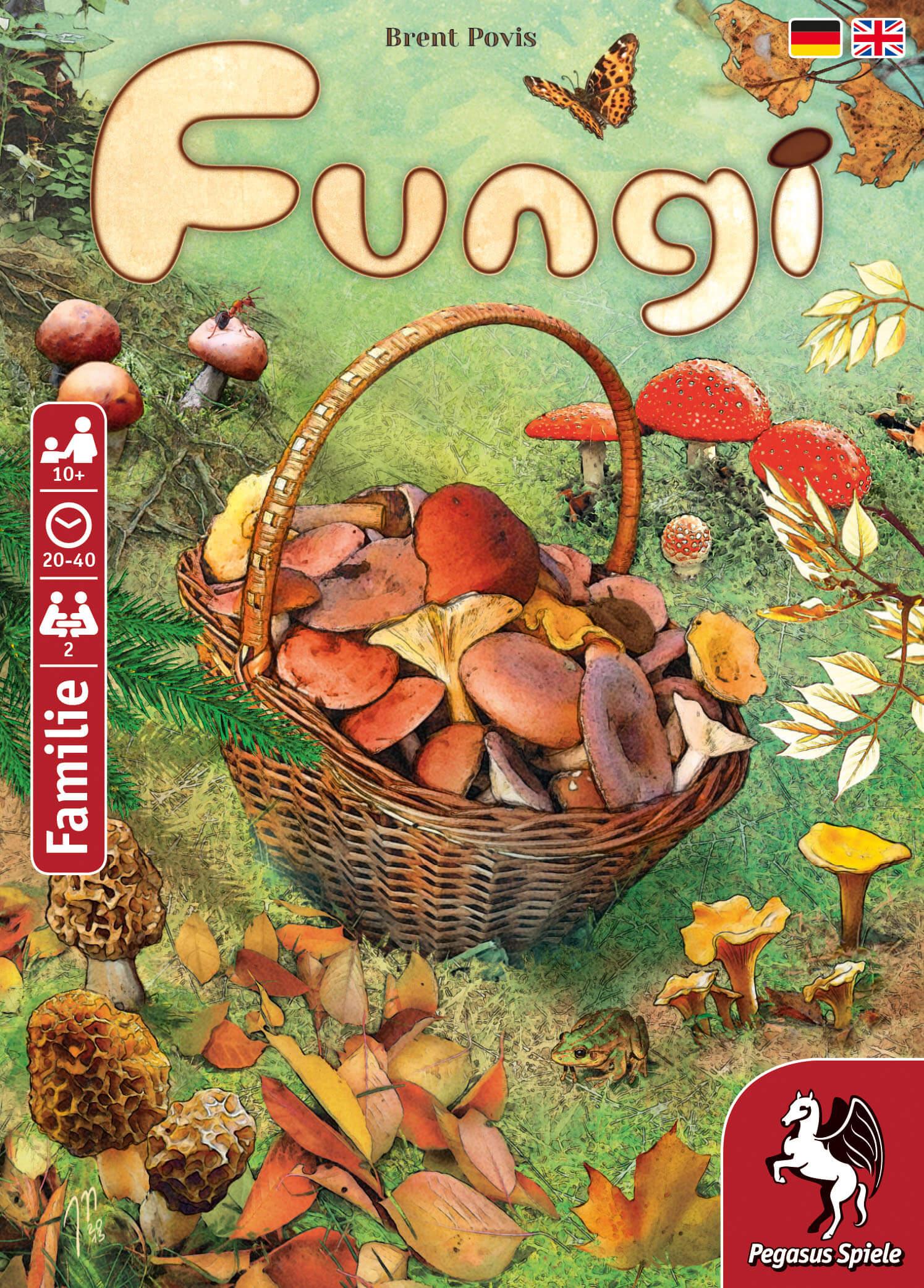 Cover- Fungi