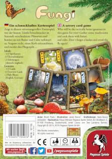 Schachtel Rückseite- Fungi