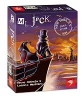Schachtel Vorderseite - Mr. Jack - New York
