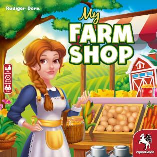 Schachtel Vorderseite- My Farm Shop