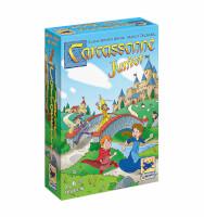 Schachtel Vorderseite - Carcassonne Junior