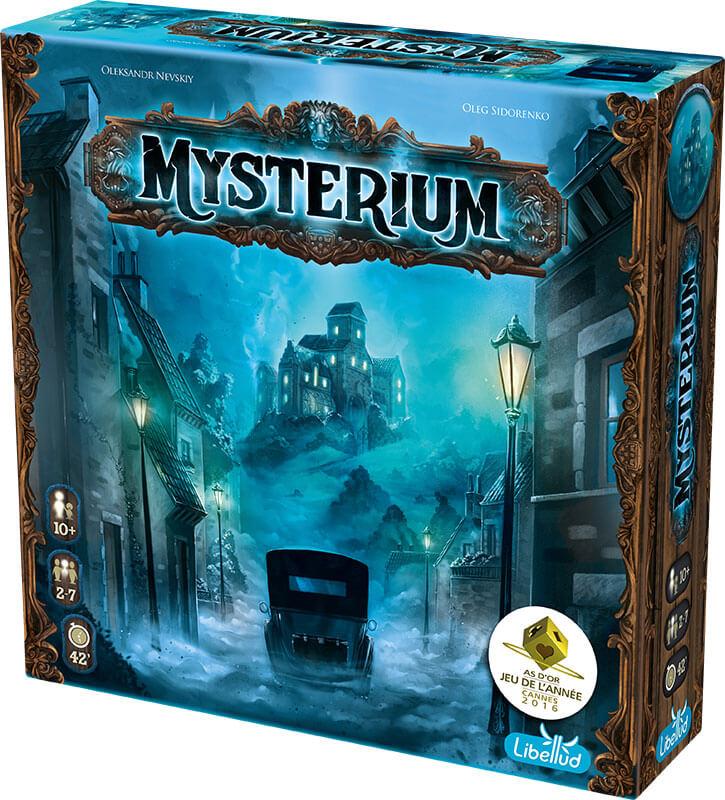 - Mysterium