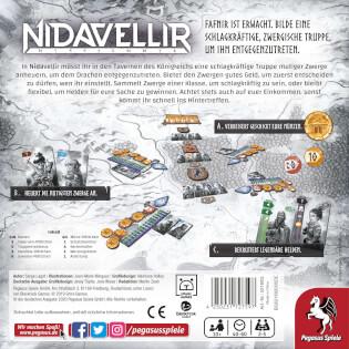 Schachtel Rückseite- Nidavellir