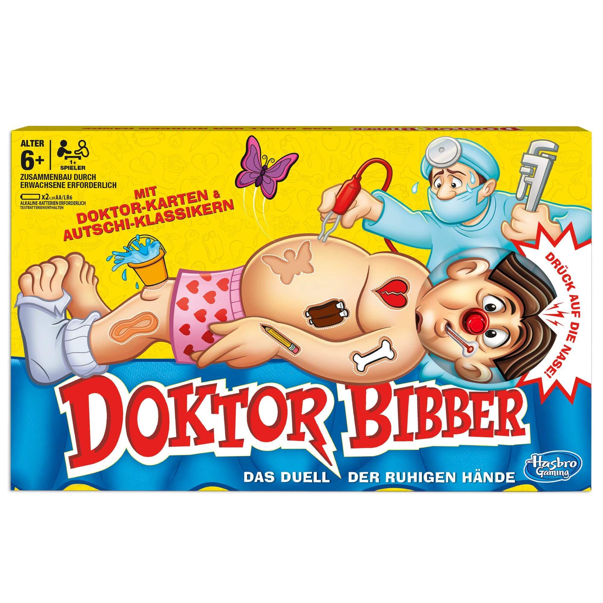 Cover- Doktor Bibber