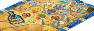 Spielmaterial- Orléans Stories