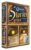 Schachtel Vorderseite - Orléans Stories - Erweiterung 3 & 4