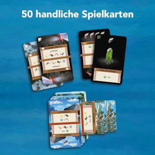 Spielkarten- Palm Island