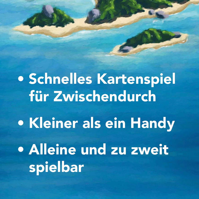 Spielbeschreibung- Palm Island