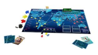 Spielbrett- Pandemic