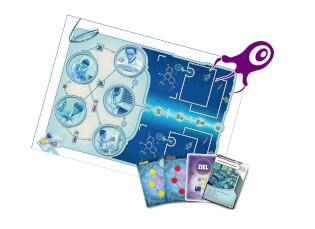 Spielmaterial- Pandemic - Im Labor
