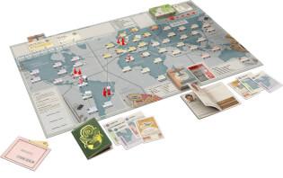 Spielplan- Pandemic Legacy: Season 0