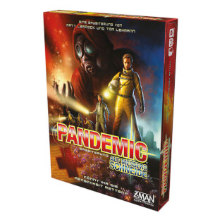 - Pandemic - Auf Messers Schneide