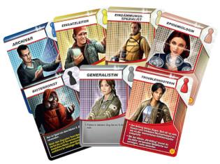 Spielkarten- Pandemic - Auf Messers Schneide