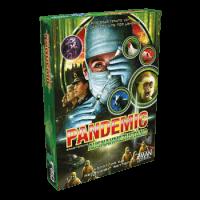 Schachtel Vorderseite - Pandemic - Ausnahmezustand