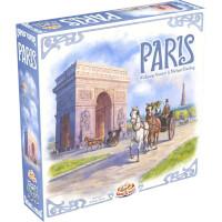 Schachtel Vorderseite, linke Seite - Paris