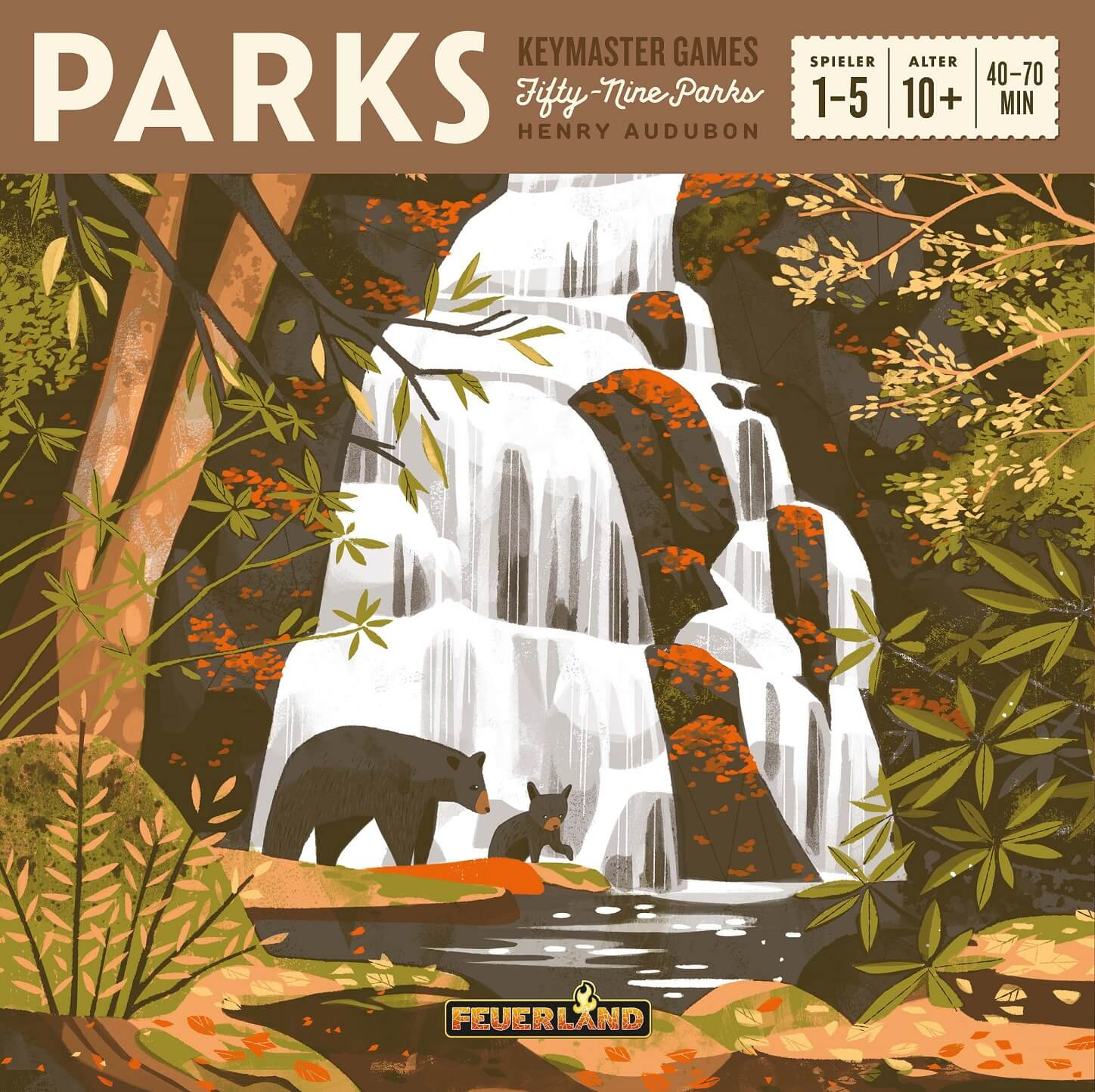Cover- PARKS