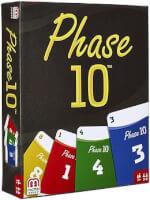 Schachtel Vorderseite - Phase 10