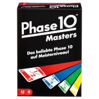 Schachtel Vorderseite - Phase 10: Masters