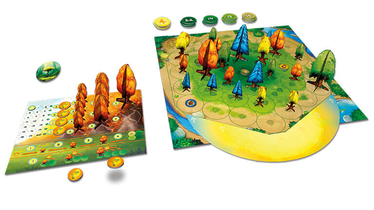 Spielmaterial- Photosynthesis