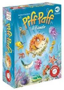 Schachtel Vorderseite- Piff Paff & Friends