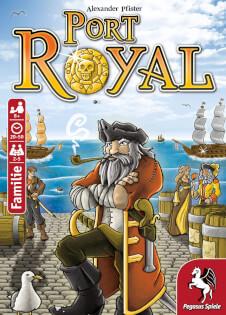 Schachtel Vorderseite- Port Royal