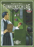 Schachtel Vorderseite - Funkenschlag Recharged Version
