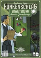 Schachtel Vorderseite - Funkenschlag: Benelux / Zentraleuropa