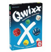 Schachtel Vorderseite links - Qwixx