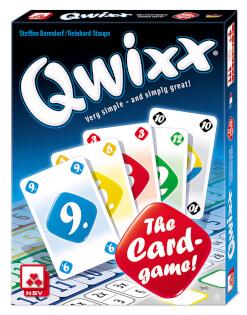 - Quixx - Jeu de cartes