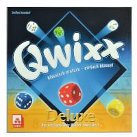 Schachtel Vorderseite - Qwixx - Deluxe