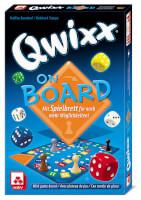 Schachtel Vorderseite - Qwixx on Board