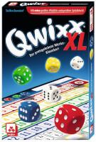 Schachtel Vorderseite - Qwixx - XL