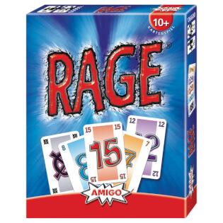 Schachtel Vorderseite- Rage