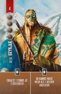 Spielkarte Brynjar- Räuber der Nordsee