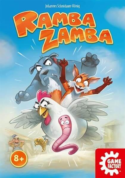 Cover- Ramba Zamba