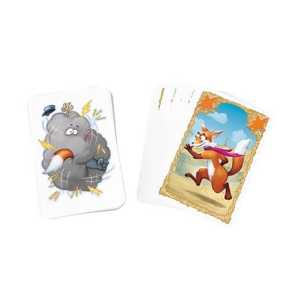 Spielkarten- Ramba Zamba