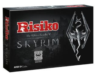 Schachtel Vorderseite- Risiko - The Elder Scrolls V - Skyrim
