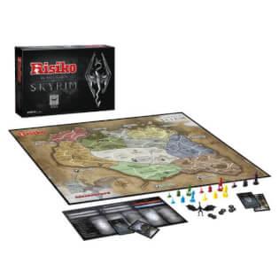 Spielmaterial- Risiko - The Elder Scrolls V - Skyrim