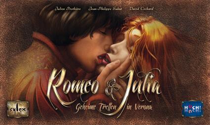 Cover- Romeo und Julia