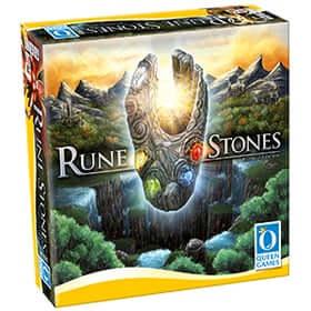 Schachtel Vorderseite- Rune Stones