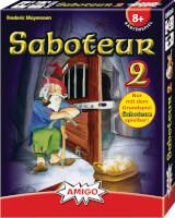 Schachtel Vorderseite, reche Seite - Saboteur 2