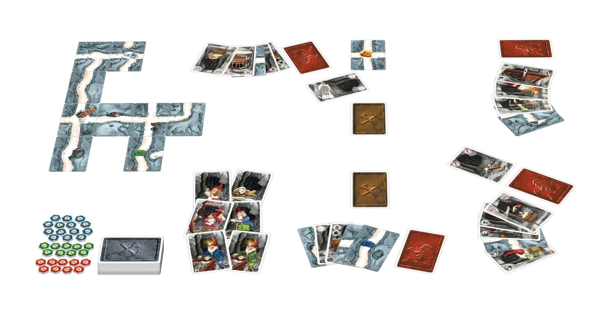 Spielkarten- Saboteur 2