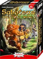 Schachtel Vorderseite, rechte Seite - Saboteur - The Lost Mines