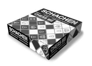 Schachtel Vorderseite- Schachen